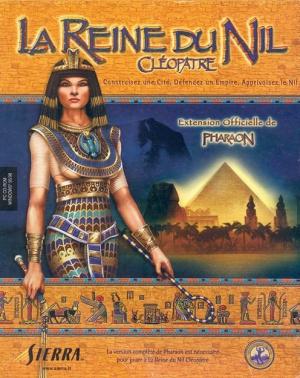 pharaon reine du nil