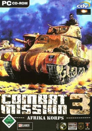 Combat Mission 3 : Afrika Korps sur PC