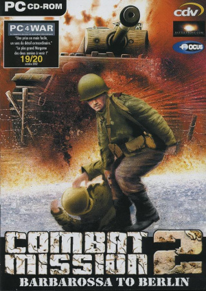 Combat Mission 2 : Barbarossa to Berlin sur PC