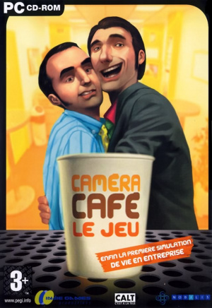 Camera Cafe : Le Jeu