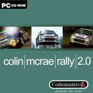 Colin McRae Rally 2.0 sur PC