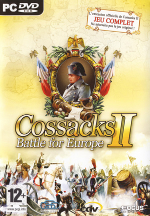 Cossacks II : Battle for Europe
