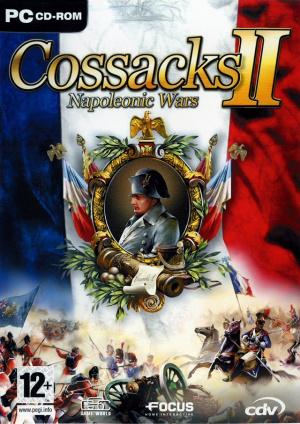 Cossacks II : Napoleonic Wars sur PC