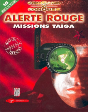 Command & Conquer : Alerte Rouge : Missions Taïga sur PC