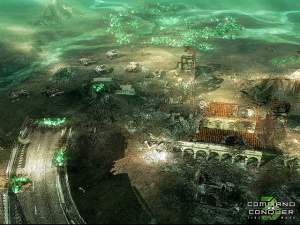 Preview GC : Command And Conquer 3 : Tiberium Wars