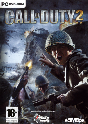 Call of Duty 2 sur PC