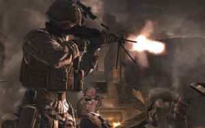 Call of Duty 4 : Modern Warfare 1.7