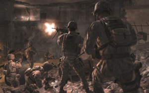 Call of Duty 4 : Modern Warfare 1.6