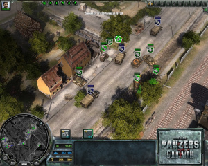 Codename : Panzers : Cold War