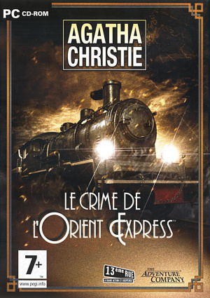 Agatha Christie : Le Crime de l'Orient Express sur PC