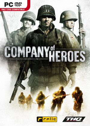 Company of Heroes sur PC