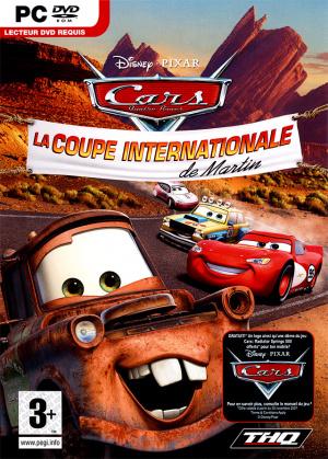Cars : La Coupe Internationale de Martin sur PC