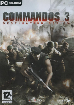 Commandos 3 : Destination Berlin sur PC