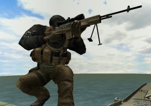 Grosse mise à jour pour Combat Arms