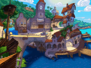 Oldies : The Curse Of Monkey Island