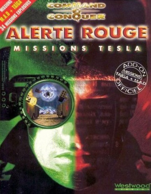 Command & Conquer : Alerte Rouge : Missions Tesla