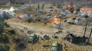 Un trio de screens pour Company of Heroes 2