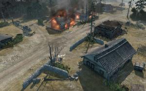 Un trio de screens pour Company of Heroes 2