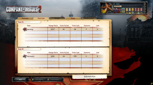 Company of Heroes 2 : Le mode Theater of War