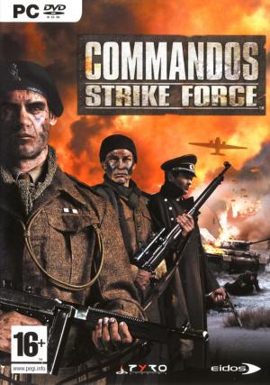 Commandos Strike Force sur PC