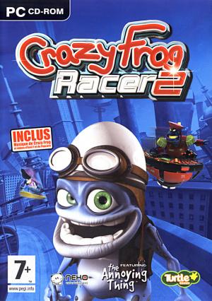 Crazy Frog Racer 2 sur PC