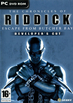 The Chronicles of Riddick : Escape from Butcher Bay - Developer's Cut sur PC