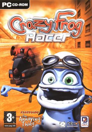 Crazy Frog Racer sur PC