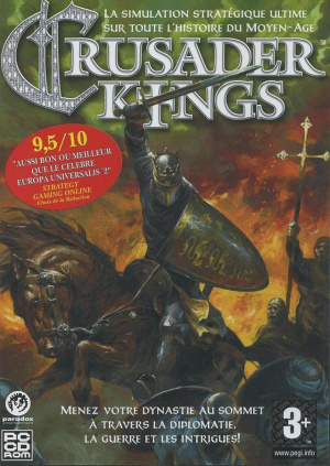 Crusader Kings sur PC