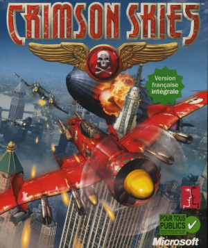 Crimson Skies sur PC