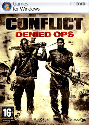 Conflict : Denied Ops