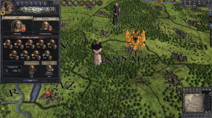 5ème extension pour Crusader Kings 2