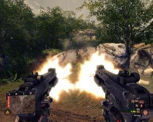 Offre d'essai de Crysis Wars