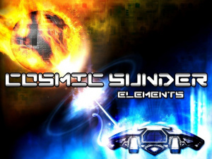Cosmic Sunder : Elements sur PC
