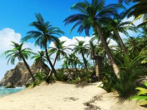Cap Sur L'Ile Au Tresor et son site officiel