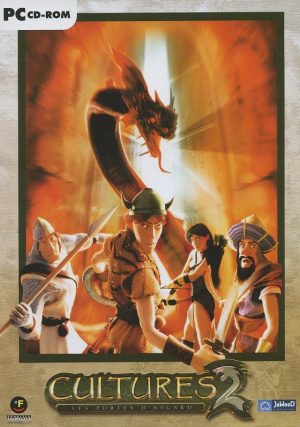 Cultures 2 : Les Portes d'Asgard sur PC