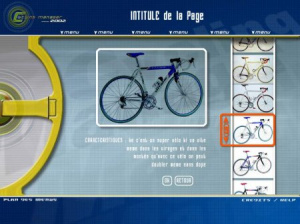 Cycling Manager 2 : Premiers screens