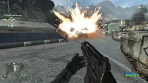 La bêta de Crysis se termine