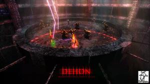Dehon Monsters Challenge Circus annoncé