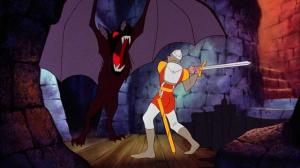 Dragon's Lair Blu-Ray