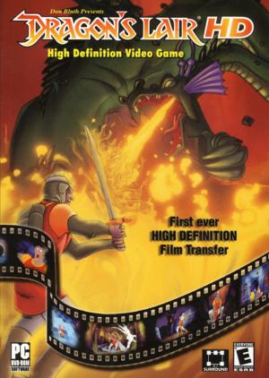 Dragon's Lair HD sur PC