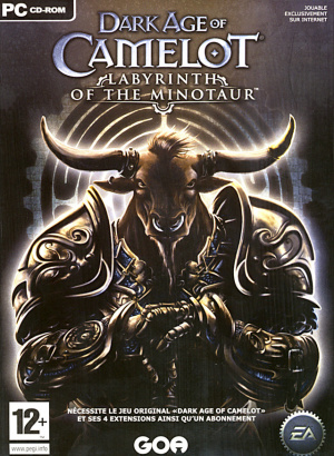 Dark Age of Camelot : Labyrinth of the Minotaur sur PC