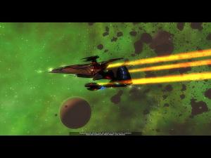 Images : Darkstar One dans les étoiles
