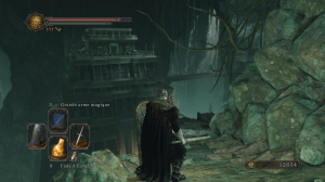 Dark Souls 2 Crown of the Sunken King