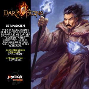 Darkstone maintenant disponible sur Steam