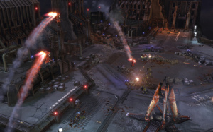 Images : Warhammer 40 000 - Dawn Of War II