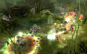 GC 2008 : les Tyranides de Dawn of War II