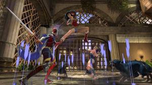 Les Amazones se déchaînent dans DC Universe Online