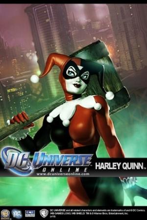 Images de DC Universe Online : Harley Quinn