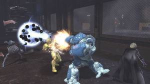 E3 2012 : Images de DC Universe Online : The Last Laugh