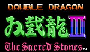 Double Dragon III : The Sacred Stones sur PC